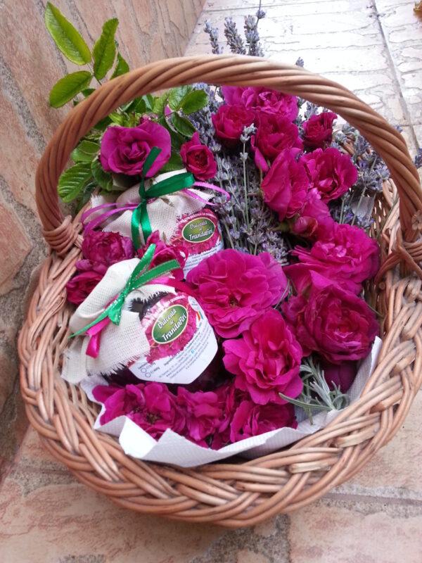 Dulceata din petale de trandafiri 330gr net
